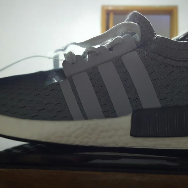 Adidas, Women's, NMD Runner, Gray, Size 5 5