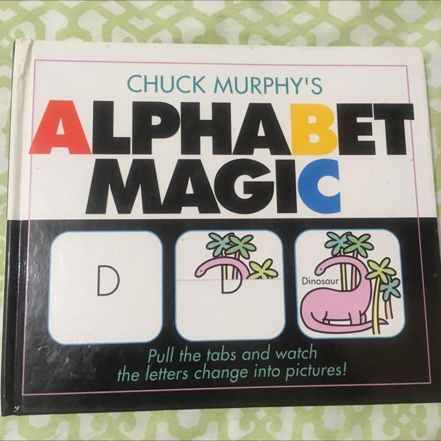 Alphabet Magic