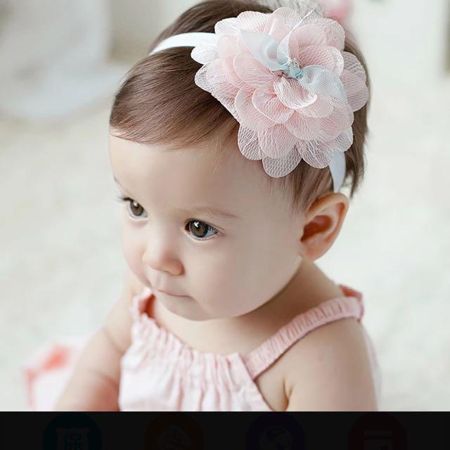 💕空運來台的Baby韓國髮飾💕