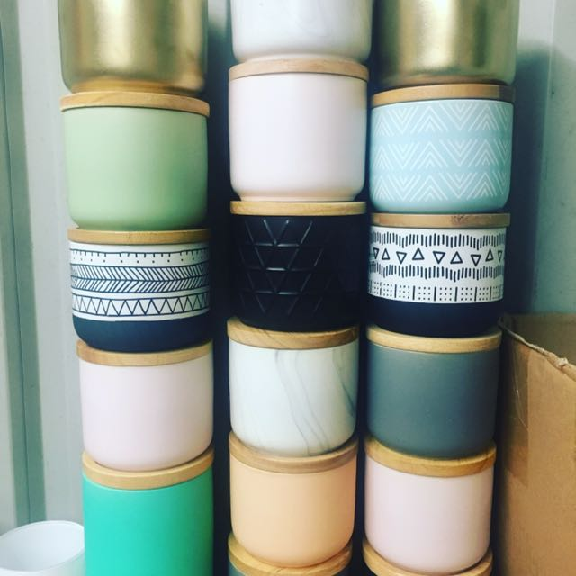 Canister Candles