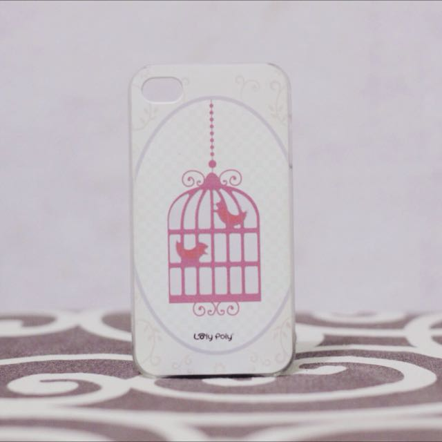 Case iphone 5 Loly Poly
