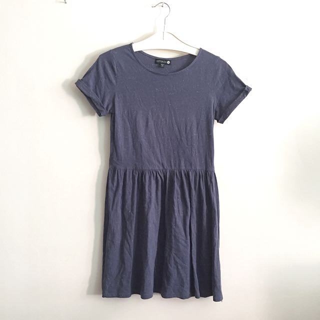 3for100k / Cotton On Navy Dress