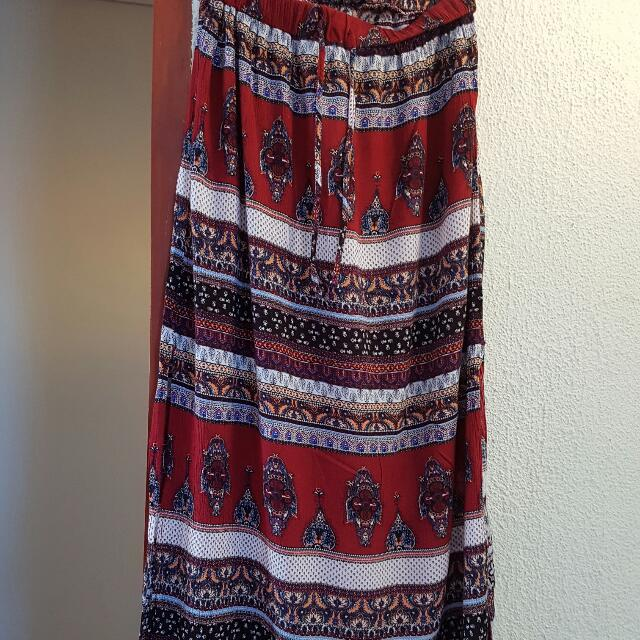 Cotton On Size 10 Maxi Skirt