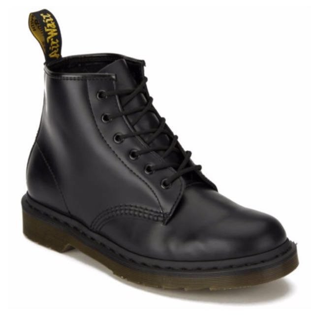 Dr.martens 6孔 短靴