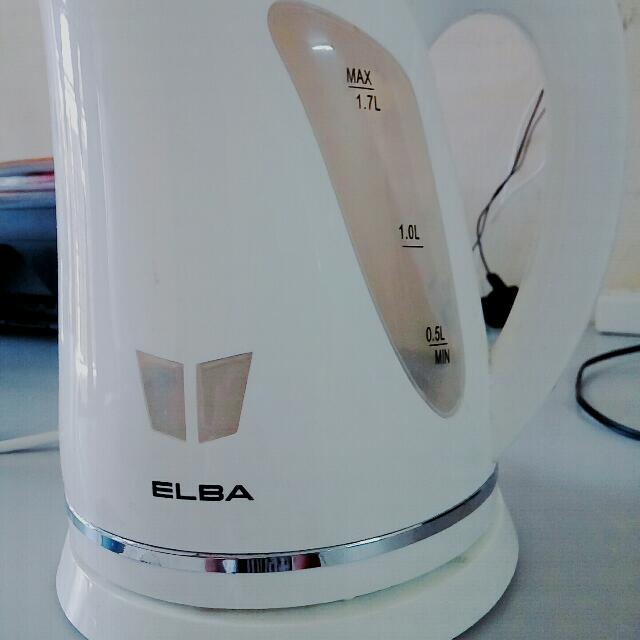 (Reserved) Electric Kettle