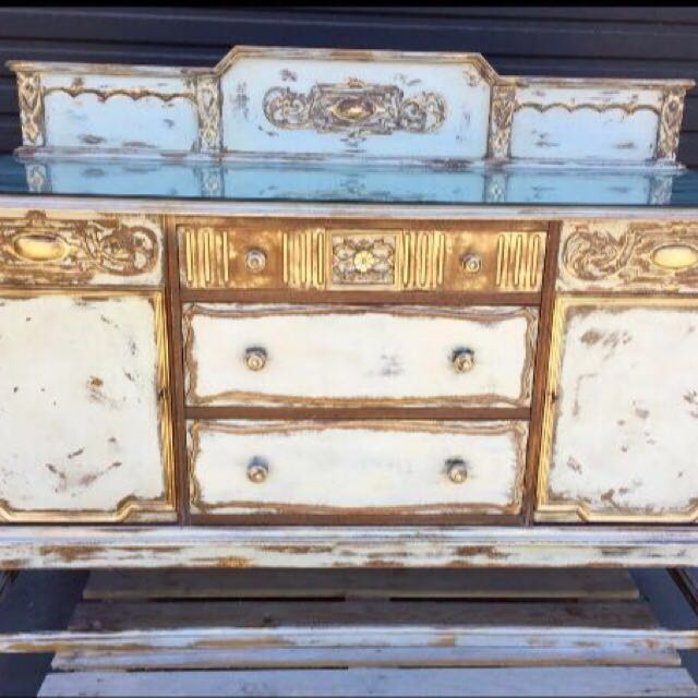 Elegant Hand Restored Dresser All Reasonable Offers Considered! *PRICE REDUCTION*
