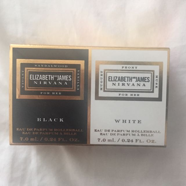 Elizabeth And James Nirvana For Her Perfume