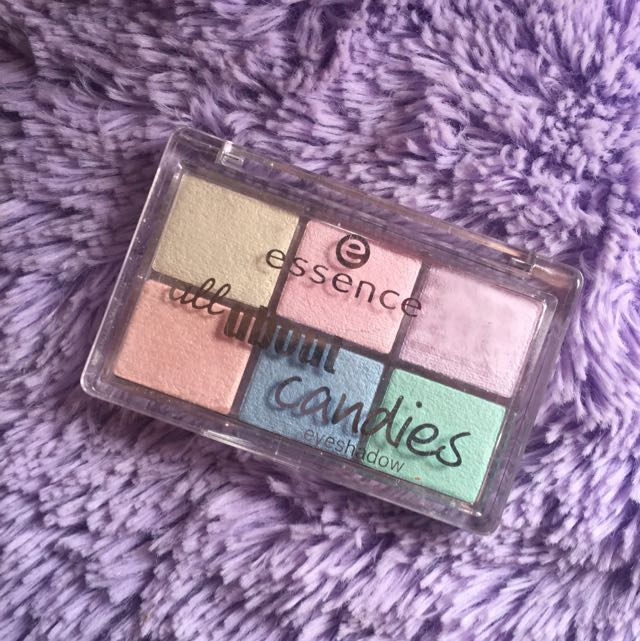 Essence Eyeshadow Candies