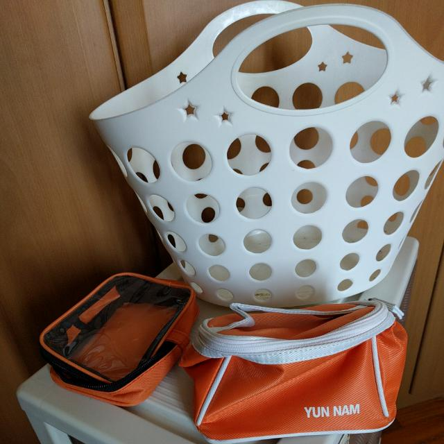 FREE - Basket And Small Containers