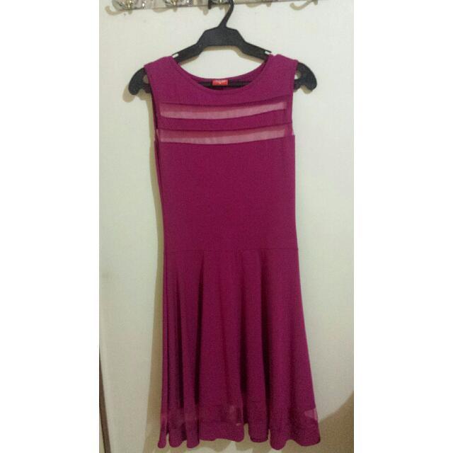 GET LAUD! Hot Pink Dress!😍