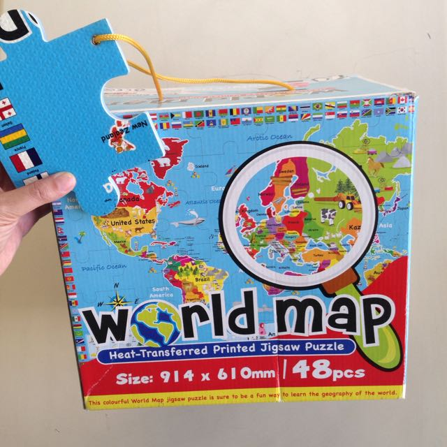 Giant Floor Puzzle World Map Kids | Puzzle Besar Peta Dunia ... on world map puzzle pieces, united states map puzzle, world map bookmarks, world map rug, world map of the floor, world map wood puzzle, world map lettering, world map 1000, printable world map puzzle, world map stickers, world map coloring page preschool, sesame street puzzle, large world map puzzle, world map game, world jigsaw puzzles, continents map puzzle, world map arts and crafts, world map chart, world map clock,