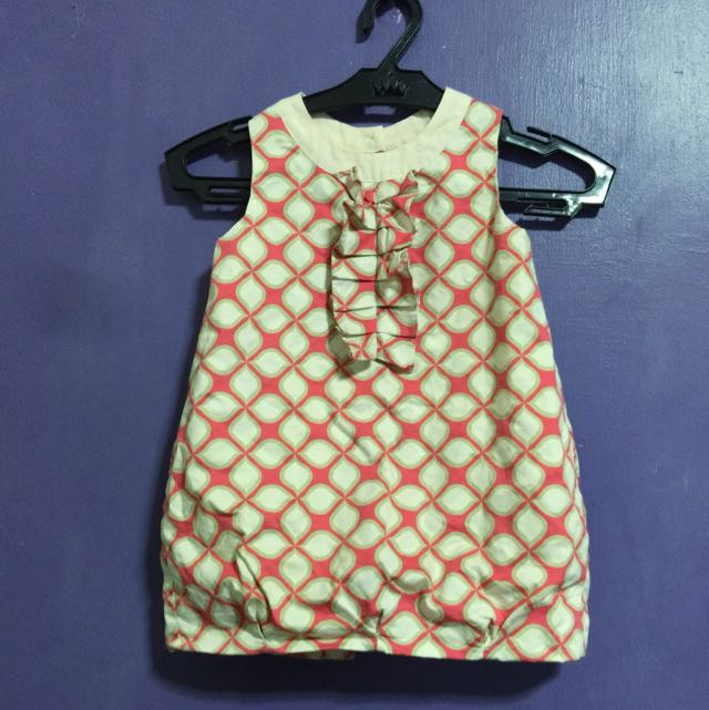 Gingersnaps Tiny Girl's Dress