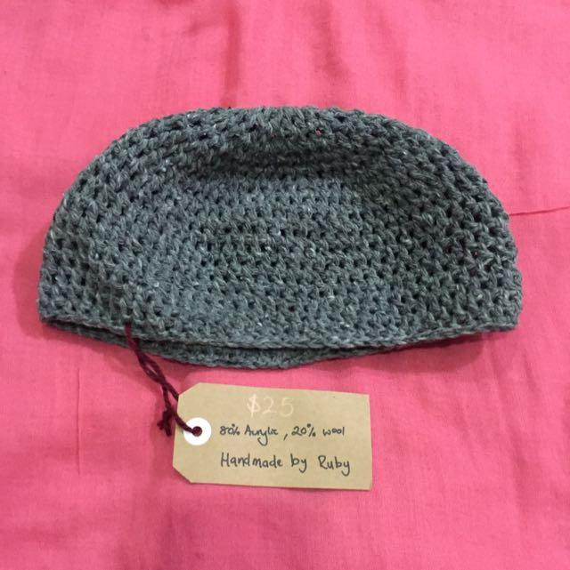 *Reduced* Handmade Crochet Beanie