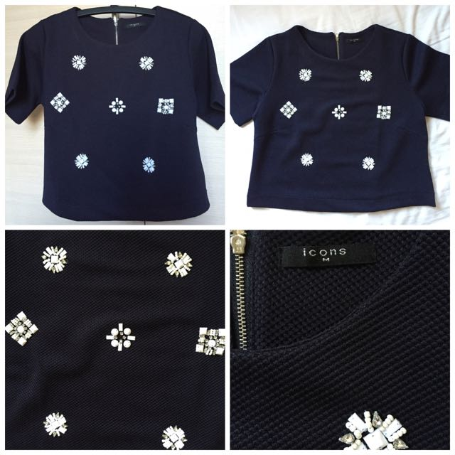 ICONS Blouse