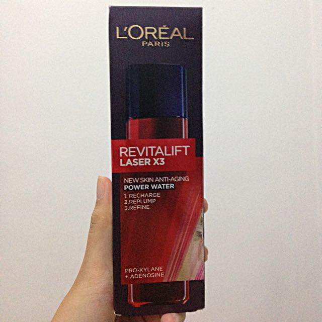 Loreal Revitalift Power Water (anti Aging Series)