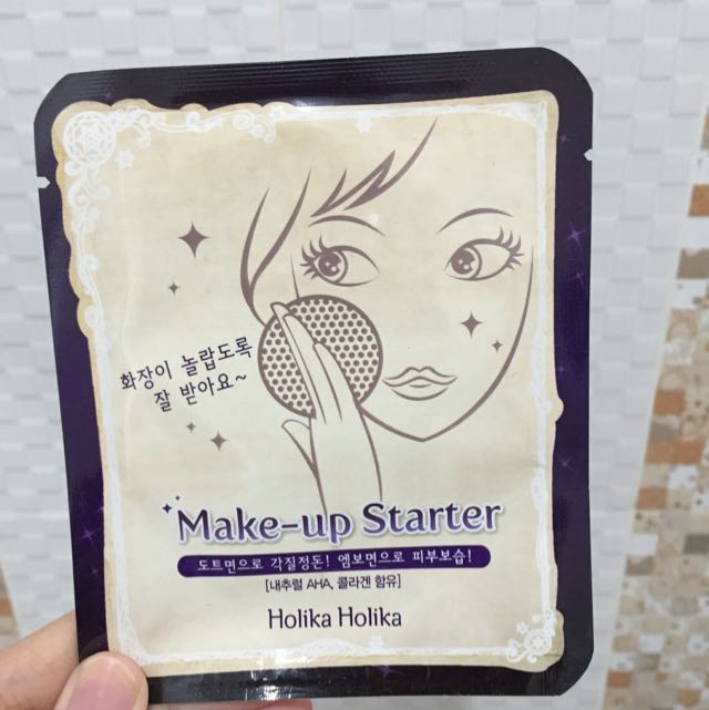 Make Up Starter by Holika holika