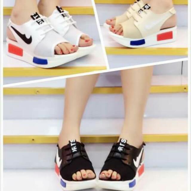 Nike High Sandals