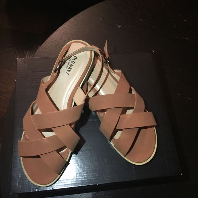 Old Navy Strappy Sandals