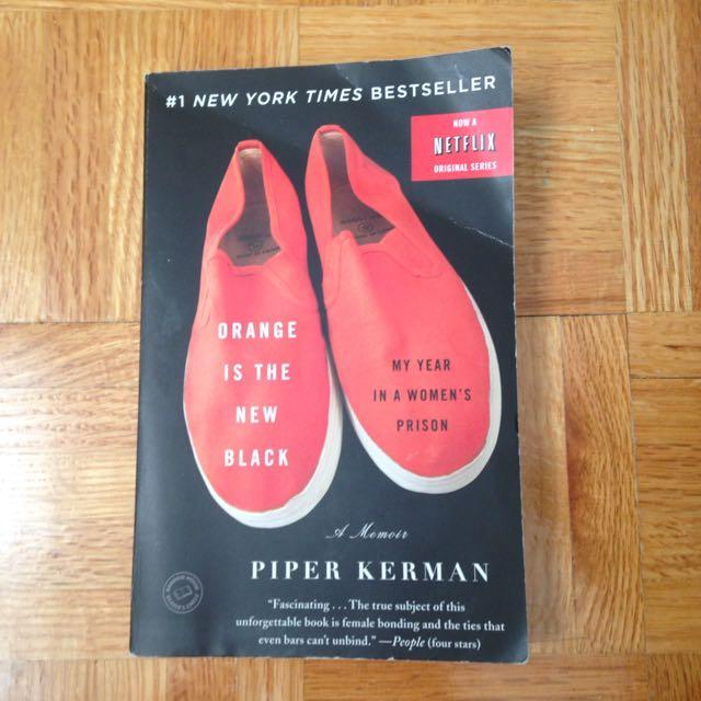 Orange Is The New Black; Piper Kerman
