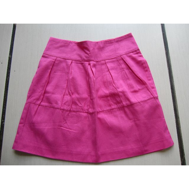 Pink Skirt Size M