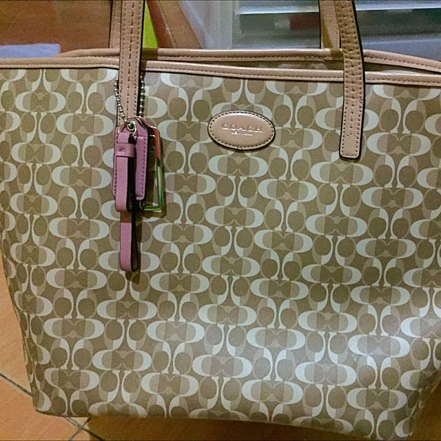 Preloved Coach Bag