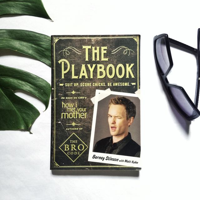 (PRELOVED) The Playbook-How I Met Your Mother