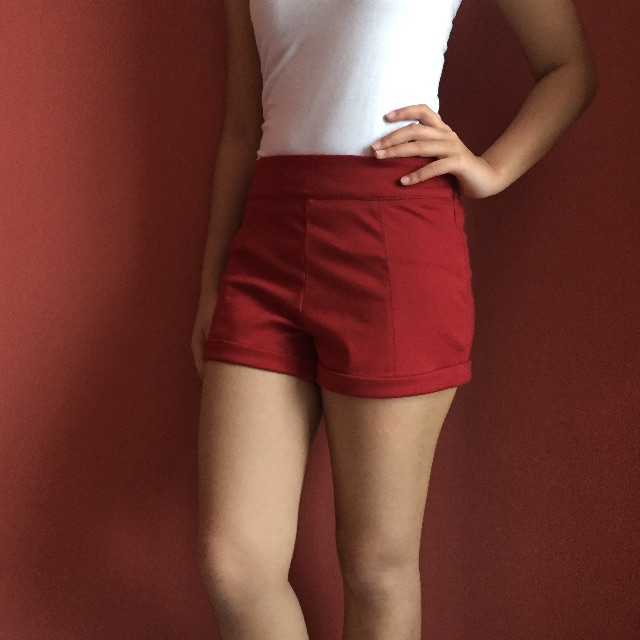 Red Hotpants