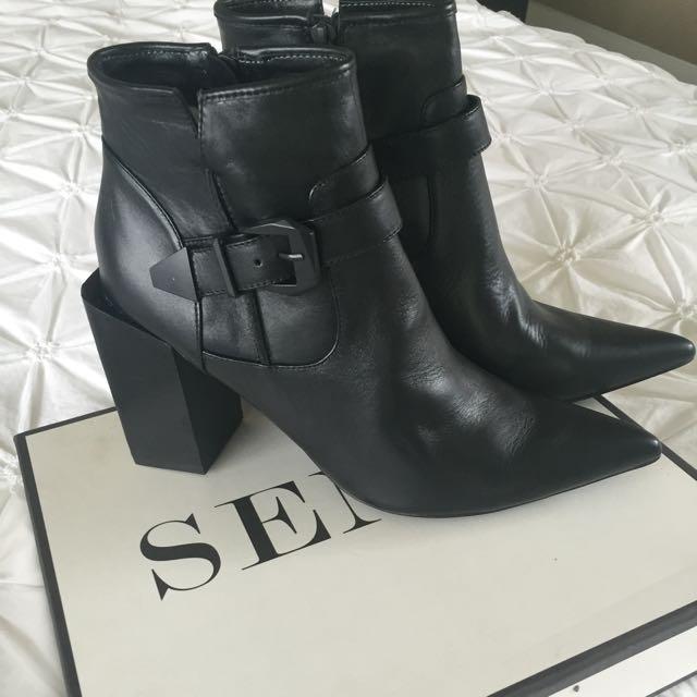 Senso Tabitha Boots Size 40