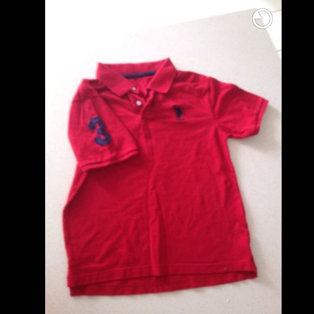 Size 12-14 Boys Polo