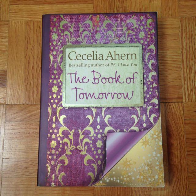 The Book Of Tomorrow; Cecelia Ahern