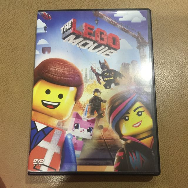 The Lego Movie Dvd Everything Else On Carousell
