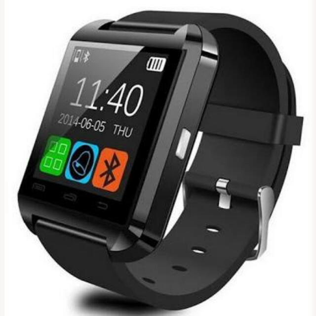 U8 Smartwatch Android & IOS