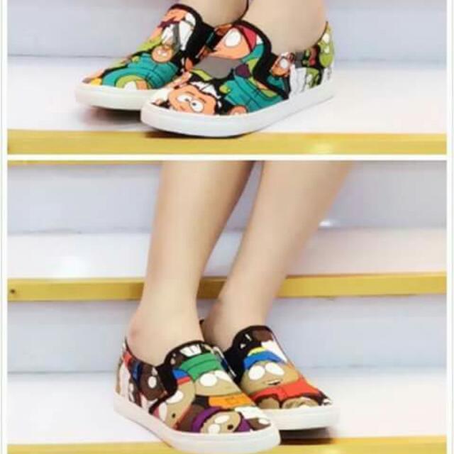 Unisex Character Sneakers