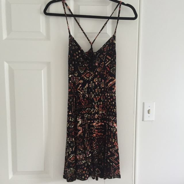 Urban Outfitters Tribal Summer Dress