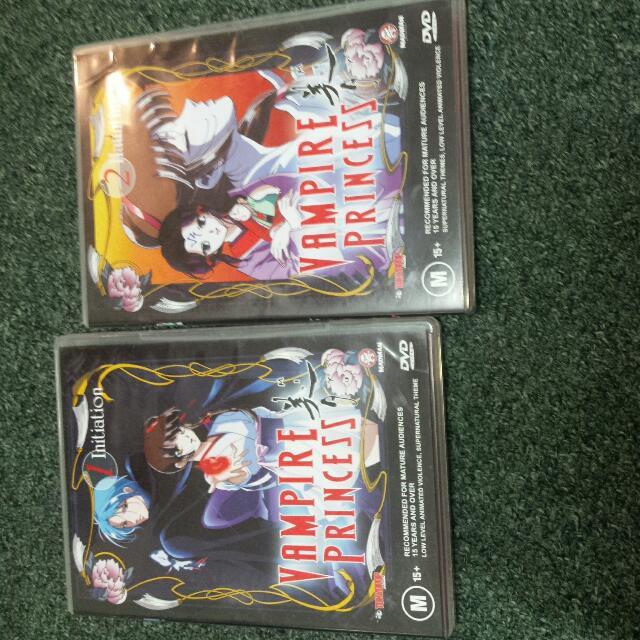 Vampire Princess Anime