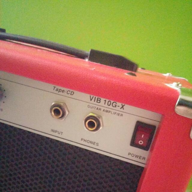 VIBE Guitar Amplifier