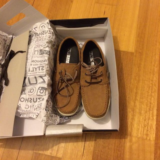 Zu Shoes Voyage Brown