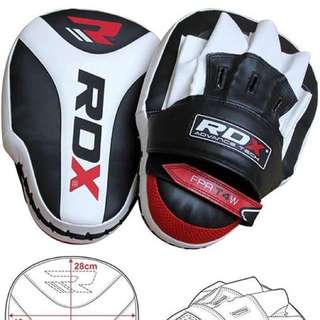 Focus Mitts Boxing pads RDX Leather UK In Stock !!!!!