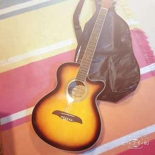 Chris AW 390 吉他 吉它 可議