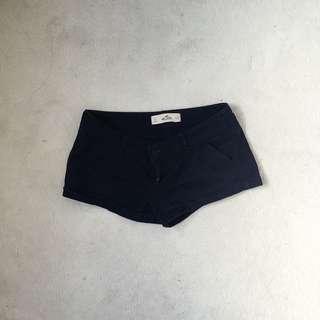 Black Hollister Short Shorts