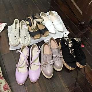 各種鞋款如圖36-37的美美可穿