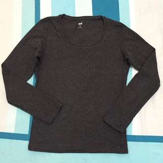 Uniqlo Supima Long Sleeve Shirt