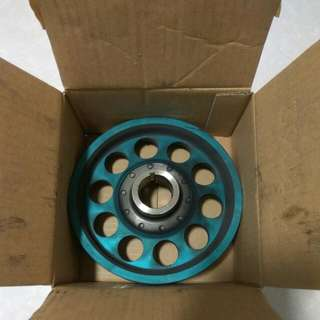 Honda K20 GSR (Non Type R) Summit Lightweight Crank Pulley.  Civic,Accord,Integra