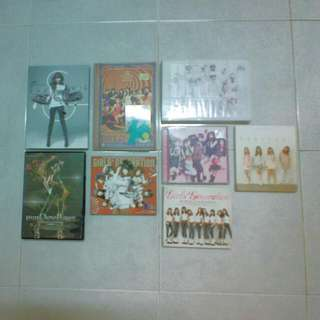 Selling preloved k-pop album (Girls Generation, SNSD, G.na, 4minute)