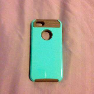 Mint Green iPhone 5,5s Case