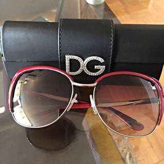 Dolce And Gabbana Authintic Sunglasses