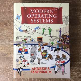 Modern Operating Systems (Andrew S. Tanenbaum)