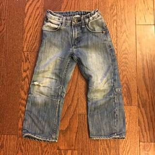 H&M Boys Distressed Jeans