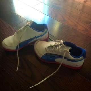 Boys Puma Running Shoes