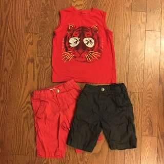 H&M Boys 3 Piece Set